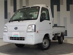 サンバートラック660 TB 三方開 4WD 5速ミッション 車検整備付