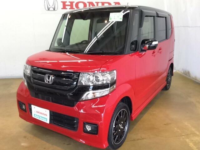 ホンダ 2トーンカラースタイル G・ターボLパッケージ 4WD