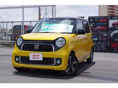 沖縄の中古車 ホンダ N−ONE 車両価格 99.8万円 リ済別 平成25年 4.3万K イエローツートン