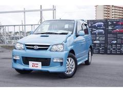 沖縄の中古車 ダイハツ テリオスキッド 車両価格 62.8万円 リ済別 平成21年 2.8万K ブルーマイカ