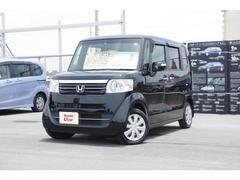 沖縄の中古車 ホンダ N BOX 車両価格 135.8万円 リ済別 平成29年 0.8万K ブラックパール