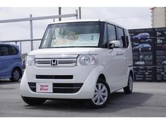 沖縄の中古車 ホンダ N BOX 車両価格 130.8万円 リ済別 平成29年 0.6万K ホワイトパール