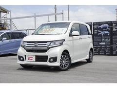 沖縄の中古車 ホンダ N−WGN 車両価格 108.8万円 リ済別 平成28年 1.5万K ホワイトパール