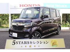 N BOXカスタムG・EXホンダセンシング 当社元試乗車 5STARS