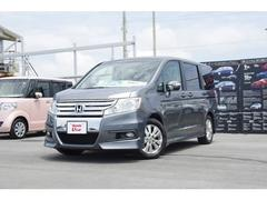 沖縄の中古車 ホンダ ステップワゴンスパーダ 車両価格 95.8万円 リ済別 平成21年 9.4万K グレーメタリック