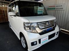 N BOXカスタムG・Lパッケージ 社外ナビ
