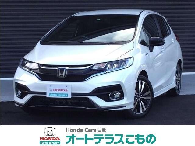 ホンダ S ホンダセンシング 当社デモカー インターナビ LEDライト