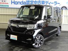 N BOXカスタムG・Lホンダセンシング 当社デモカー