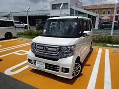 N BOXカスタムG・Lパッケージ 軽自動車 メモリーナビ フルセグTV ETC