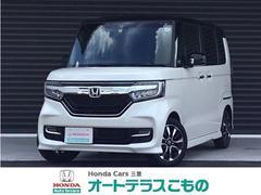 N BOXカスタムG・Lホンダセンシング 当社デモカー ホンダセンシング ETC