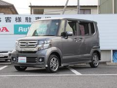 N BOXカスタムG・Lパッケージ デモカー・ナビ・Rカメラ・シートヒータ