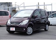 沖縄の中古車 ダイハツ ムーヴ 車両価格 42.8万円 リ済別 平成21年 7.1万K ワインレッドメタリック
