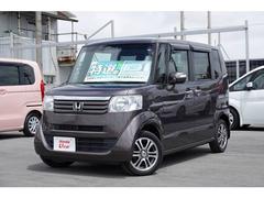 沖縄の中古車 ホンダ N BOX 車両価格 109.8万円 リ済別 平成25年 2.8万K ブラウンパール