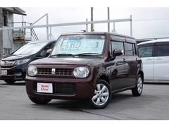 沖縄の中古車 スズキ アルトラパン 車両価格 59.8万円 リ済別 平成21年 4.5万K ブラウンパール