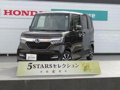 N BOXカスタムG・EXホンダセンシング 当社デモカー 両側電動スライドドア