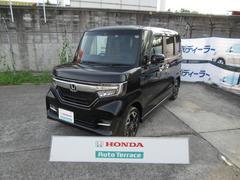 N BOXカスタムG・EXターボ ホンダセンシング Mナビ リアカメラ 試乗車