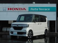 N BOXG・Lホンダセンシング 当社デモカー 8インチデカナビ 禁煙車