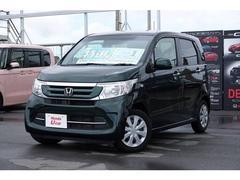 沖縄の中古車 ホンダ N−WGN 車両価格 114.8万円 リ済別 平成28年 3.0万K グリーンパール