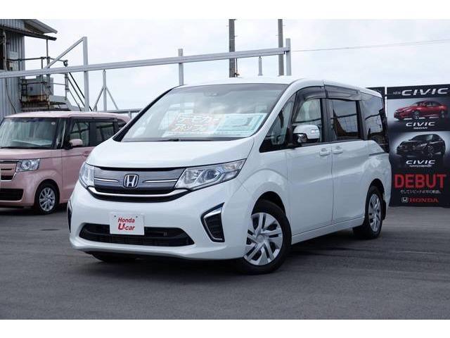 ホンダ 1.5 G サイドリフトアップシート車 デモカーアップ