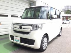 N BOXG・EX ホンダセンシングレス仕様・デモカーUP