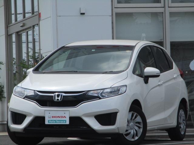 ホンダ 13G・F 試乗車 デモカー ナビ ドラレコ