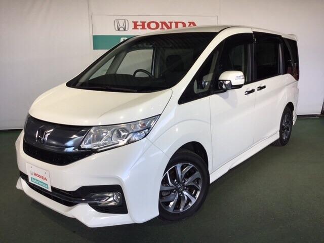 ホンダ スパーダ Honda SENSING
