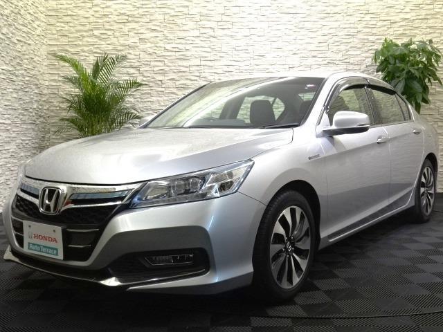 ホンダ LX Hondaインターナビ レザーPKG