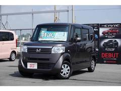沖縄の中古車 ホンダ N BOX 車両価格 98.8万円 リ済別 平成24年 4.1万K ブラウンパール