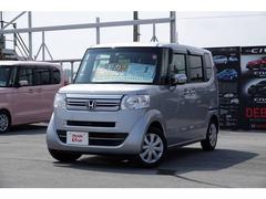 沖縄の中古車 ホンダ N BOX 車両価格 137.8万円 リ済別 平成29年 0.6万K シルバーメタリック