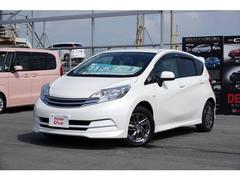 沖縄の中古車 日産 ノート 車両価格 89.8万円 リ済別 平成25年 4.0万K ホワイトパール