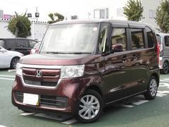 N BOXG・EXホンダセンシング デモカー ドラレコ 衝突軽減B