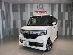 N BOXカスタムG・Lホンダセンシング 純正メモリーナビ 当社デモカー