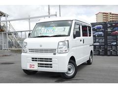 沖縄の中古車 スズキ エブリイ 車両価格 83.8万円 リ済別 平成27年 3.4万K ホワイト
