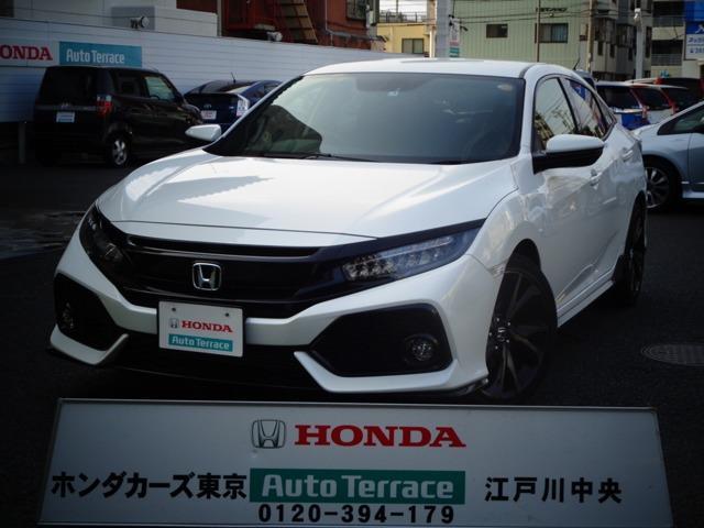 ホンダ 1.5 当社デモカーUP車両 純正ナビ付