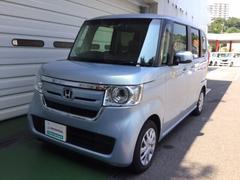 N BOXG・EXホンダセンシング デモカーUP・ナビ付き