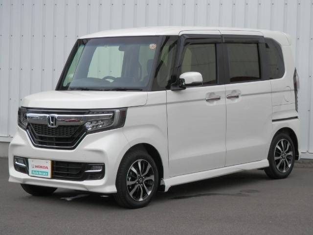 ホンダ G・EX 純正ナビ・ETC・Rカメラ・電動スライドドア