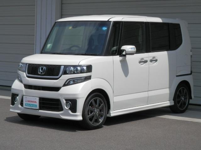 ホンダ モデューロX G・ターボパッケージ 社外ナビ・ETC・クルコ