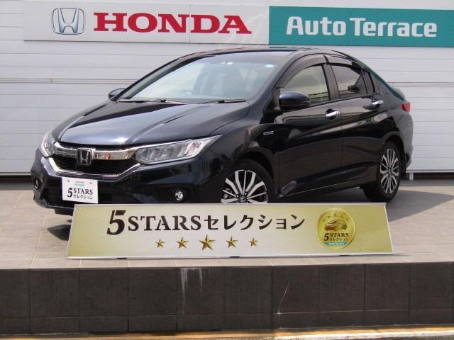 ホンダ ハイブリッドEX・ホンダセンシング 当社デモカー シートヒー