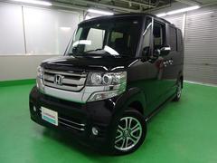 N BOXカスタムG・Lパッケージ ETC バックカメラ搭載車