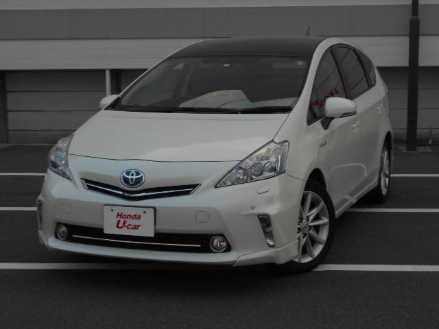 トヨタ 1.8 S ツーリングセレクション ナビ ETC