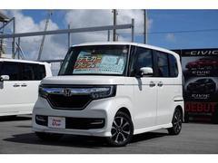 N BOXカスタムG・EXホンダセンシング デモカーアップ車