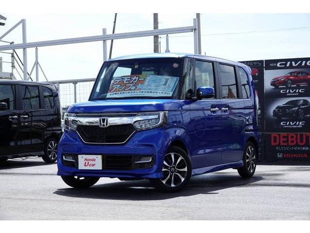 G・Lホンダセンシング デモカーアップ車(1枚目)