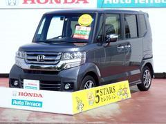 N BOX+カスタムG 3年保証付 福祉車両 用品メモリーナビ