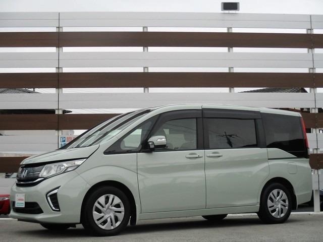 ホンダ 1.5 G サイドリフトアップシート車 ナビ