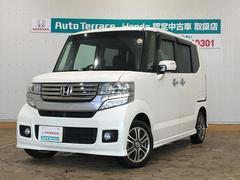 N BOX+カスタムG 福祉車両