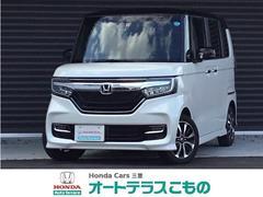 N BOXカスタムG・Lホンダセンシング 当社デモカー ホンダセンシング