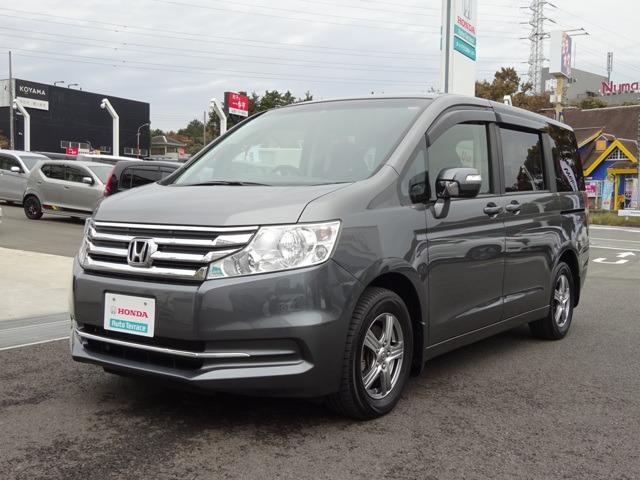 ホンダ G コンフォートセレクション 4WD リアルーフモニター 純