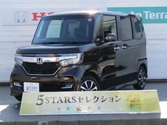 N BOXカスタムG・Lホンダセンシング ETC
