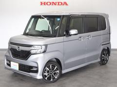 N BOXカスタムG・Lホンダセンシング 当社デモカーUP車 コーティング施工