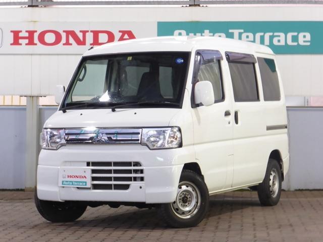 三菱 660 CL ハイルーフ 4WD 5速MT ワンオーナー